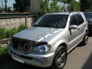 Гбо на Mercedes Benz ML 430