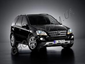 Гбо на Mercedes Benz ML 500