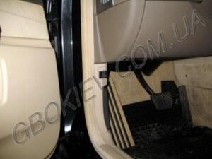 Гбо на BMW 730 Stag